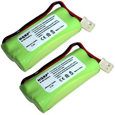 2x HQRP Phone Batteries for VTech CS6429 CS6429-2 CS6429-3 CS6429-4 CS6429-5