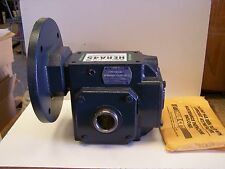 Hub City HERA45 Right Angle Hollow Bore Gearbox Speed Reducer 15:1 Ratio New
