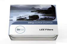 LEE Filter SW150 Super Stopper 150x150mm Grey filter 15 stop long exposure