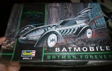REVELL BATMAN FOREVER BATMOBILE 1/25 Model Car Mountain KIT FS 6720