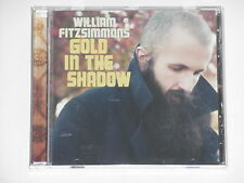 WILLIAM FITZSIMMONS -Gold In The Shadow- CD