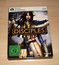 Computerspiel PC Game Spiel - Disciples III 3 - Renaissances