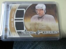 11-12  UD SPX DUAL JERSEY PIECE OF SIDNEY CROSBY WM-SC PITTSBURG PENGUINS