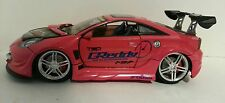 Ultra Rare Diecast Boley Extreme Tuner 1:24 Scale 2001 Toyota Celica Pink