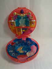Vintage 1996 Bluebird Polly Pocket Starshine Castle Playset - Rare