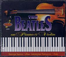 THE BEATLES ON PIANO & VIOLIN - 2CD-BOX