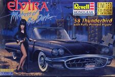 Elvira Mistress of the Dark '58 T-Bird Model RARE with Figure LIMITED EDITION