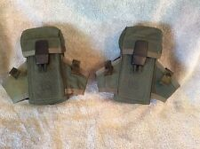 Lot Of 2 New Magazine Ammo Pouch Small Arms USMC  Surplus