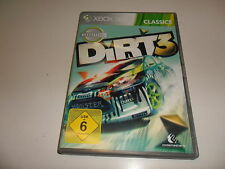 XBox 360  Dirt 3