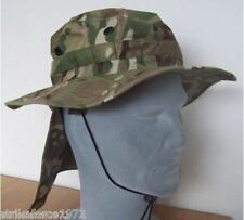 NEW - MTP Multicam Army Issue Bush Hat with removable neck cover- Size 62 cm