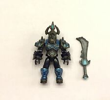 Mega Bloks World of Warcraft Duskborne Mini Figure Legendary Rare Death Knight