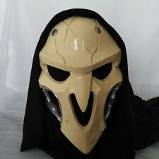 Anime Reaper Helmet Bleach Mask Cosplay Prop Halloween Mask+free track No.