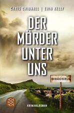 Der Mörder unter uns Chris Chibnall  Thriller Taschenbuch  ++Ungelesen++