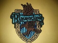 "HARRY POTTER COSTUME ""RAVENCLAW"" HOGWARTS' PATCH  IRON ON OR SEW ON"