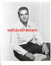 Vintage Montgomery Clift QUITE HANDSOME '53 I CONFESS Publicity Portrait