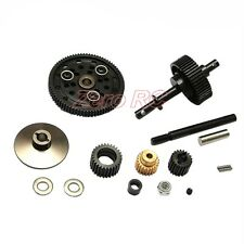 RC 1/10 AXIAL WRAITH Truck HD Steel GEAR Drive Transmission Straight Gears Set