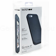 Genuine Tech 21 Evo Tactical XT Rugged Extreme gota Estuche Cubierta para iPhone 6 & 6s
