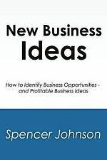 New Business Ideas : How to Identify Business Opportunities ? and Profitable...