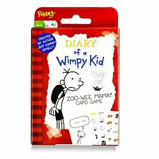 Paul Lamond Wimpy Kid Zoo Wee Mama Card Game