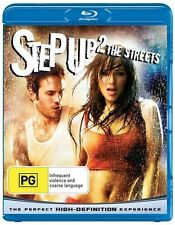 Step Up 2 - The Streets (Blu-ray, 2008) REG.B- FREE POSTAGE!! PRE-OWNED