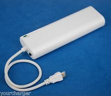 AA Battery Emergency Backup Charger White for Samsung Galaxy S5 Active Sport S4