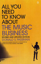 All You Need to Know About the Music Business,ACCEPTABLE Book