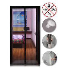 As seen on TV Magic Mesh Hands-Free Net Screen Door Magnetic Anti Mosquito Bug