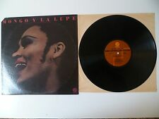MONGO Y LA LUPE FANTASY RECORDS 9431 USA 1973 LATIN-JAZZ