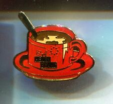 RARE PINS PIN'S .. ALIMENT FOOD CAFE COFFEE TASSE HENRY BLANC AVIGNON 84 ~CT