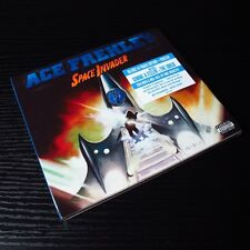 Ace Frehley - Space Invader USA Deluxe Edition CD+2 Bonus Tracks+Poster NEW #X27