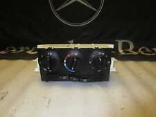 MERCEDES A CLASS Heater Air Conditioning Control Panel Part No A1688300485