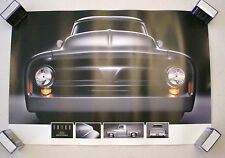 1953 - 1954 - 1955 FORD F-100 PICK-UP RESTO MOD  POSTER - ORIGINAL