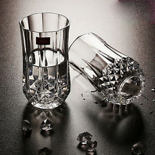 Crystal Wine Glass Cup Juice Beer Tumbler Mug Whisky Vodka Glassware Drinkware