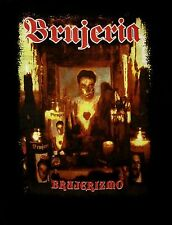 BRUJERIA cd cvr BRUJERIZMO Official SHIRT LRG  New fear factory asesino