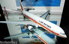Herpa 502740 air europe AE Boeing 767-300 ER 1:500 Scale Mint in Box RETIRED