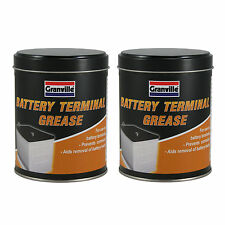 2 x Granville Battery Terminal Grease Automotive Electrical Contact Lubricant