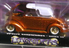RACING CHAMPIONS 37 1937 FORD CONVERTIBLE AUTH LOWRIDER CUSTOM CRUISERS CAR