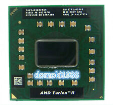AMD Turion II Duo Core P560 TMP560SGR23GM Mobile CPU Processor Socket S1 2.5Ghz
