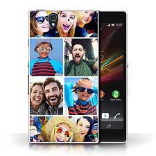 Create Your Own Custom Design Photo Personalised Hard Case for Sony Xperia Z