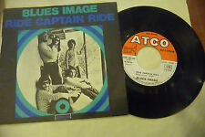 "BLUES IMAGE"" RIDE CAPTAIN RIDE-disco 45 giri ATCO rance 1969"" NUOVO/RARO"