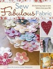 Sew Fabulous Fabric-ExLibrary