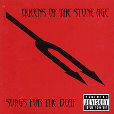 Songs For The Deaf (Tour Edition) by Queens of the Stone Age (CD, Jun-2003,...