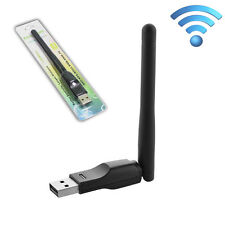 150Mbps USB2.0 WiFi Wireless Networking Card 802.11 b/g/n LAN Adapter Dongle