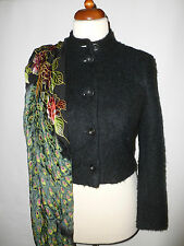LADIES CLAUDIA STRATER MOHAIR BLEND BLAZER/ JACKET  SIZE  UK 10 EU 36