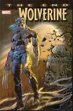Wolverine: The End by Paul Jenkins & Claudio Castellini TPB Marvel Comics 2007