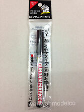 Mr. Hobby #GM302P (GM302) Gundam Marker Pen [Gray - Pour type] GUNZE