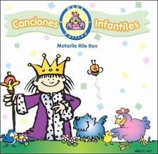 Los pequeños cantantes Canciones Infantiles de Mamá Gallina - M CD