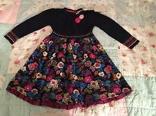 Monsoon Girls Dress - 2-3 Years BNWT