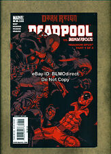2009 Deadpool #8 NM- First Print Marvel Magnum Opus