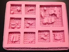 4BOT-Industries Ground Terrain Mold - G10, Sci-fi, Fantasy, Dwarven Forge, Hirst